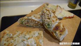 蔥油餅3吃法/Yui's 料理自學小天地授權提供