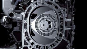 ▲馬自達轉子引擎。(圖/翻攝Mazda網站)