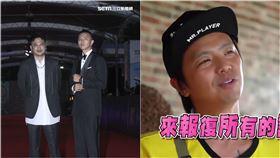 小鬼黃鴻升,吳宗憲,KID,綜藝玩很大,金鐘獎。翻攝自yt