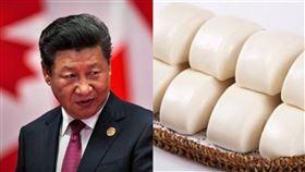 中國連「饅頭」2字都不能說,中國網民不幸被鎖帳號。(圖/翻攝自組圖)
