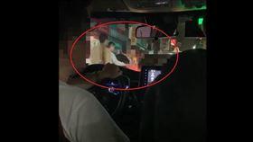 台北,信義區,計程車,圍毆,永吉路(圖/翻攝黑色豪門企業)