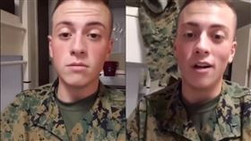 嗆「為武肺付出代價」 美國海軍陸戰隊:遇到中國人就射殺 圖/翻攝自MiCBarin推特 https://twitter.com/MiCBarin/status/1314214945622380545
