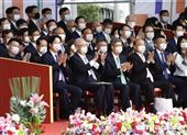 中華民國109年國慶大會。(圖/記者林聖凱攝影)