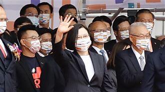 國慶演說獲好評 蔡英文聲量勇奪第一
