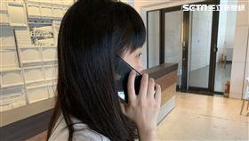 打電話,講電話,手機,iPhone(示意圖)