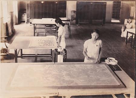 老照片故事/85年前臺北世紀婚禮 郭雪湖的愛情轟動世人