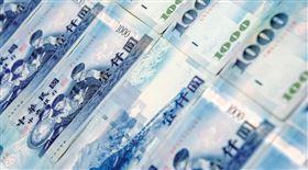 新台幣/鈔票/千元大鈔(翻攝自Pixabay)