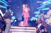 徐若瑄將唯一電視通告獻給「綜藝大熱門」。(記者邱榮吉/攝影)