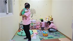 花蓮社福中心11月開辦定點臨托花蓮市社會福利服務中心提供綜合福利諮詢及脆弱家庭服務,也規劃空間給予家長育兒支持與喘息協助,將於11月開辦「定點臨托」,由專責托育人員提供6個月至6歲幼童臨時托育服務。中央社記者李先鳳攝 109年10月12日