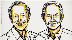 2020年諾貝爾(Nobel prize)經濟科學獎於台灣時間17時45分登場,由保羅·米爾格羅姆(Paul R. Milgrom)和羅伯特·B·威爾遜(Robert B. Wilson)榮獲。