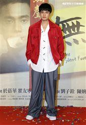 「無聲」男主角劉子銓。(記者邱榮吉/攝影)