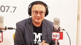 國民黨文傳會副主委鄭照新 (圖/「Hit Fm《周玉蔻嗆新聞》製作單位提供」)