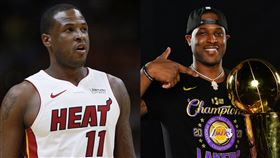 NBA/被熱火拋棄 他竟在湖人奪冠 NBA,總冠軍,洛杉磯湖人,Dion Waiters,邁阿密熱火,大麻 翻攝自推特