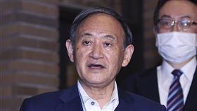 日本首相菅義偉 圖/美聯社/達志影像