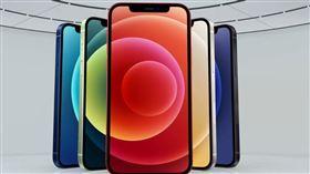 圖/翻攝自蘋果發表會,iphone12