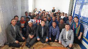 阿塔珠爾特志願者組織蒐集再教育營證據