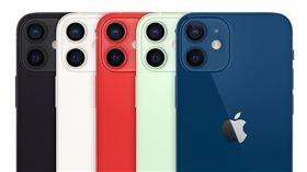 蘋果14日發表支援5G的iPhone 12系列新機,台灣5大電信估於23日開賣iPhone12(圖/翻攝自蘋果公司apple.com)