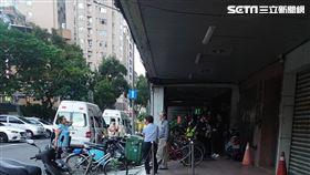 台北市外籍女子居家檢疫陳屍房間現場。(圖/讀者提供)