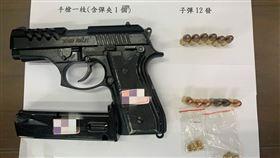內埔分局,槍枝零件,毒品,闖紅燈