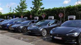 車子,杭州,特斯拉,新車,買車,充電,電動車(圖/翻攝自PIXABAY
