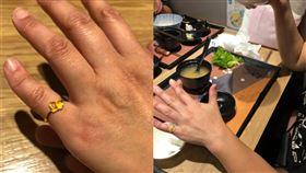辛苦打工存錢!他買「金戒指」送女友 家人狠批:太小丟臉▲。(圖/翻攝自爆怨公社)