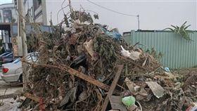 空地,無償使用,垃圾,連假,清理