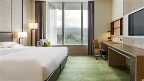六福萬怡酒店。(圖/業者提供)