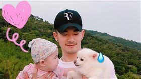 JR紀言愷,新手奶爸,消毒,長輩,觀念。翻攝自JR紀言愷臉書