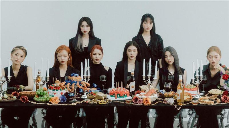 韓女團推電音舞曲!這個動作超難超累