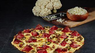 不用再怕胖!大口吃披薩熱量少1/3
