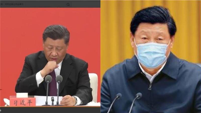 習近平危險了?狂咳嗽提早回北京!遭外界質疑確診武漢肺炎