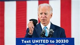 美國總統民主黨候選人拜登(Joe Biden)(圖/翻攝自拜登臉書)