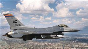 F-16戰機(示意圖/翻攝自Pixabay)