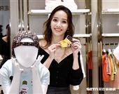 侯佩岑代言童裝品牌開幕記者會。(圖/記者林聖凱攝影)