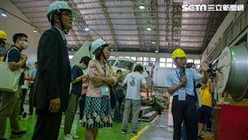 國立虎尾科技大學,航太維修人才訓練場域 圖/教育部提供