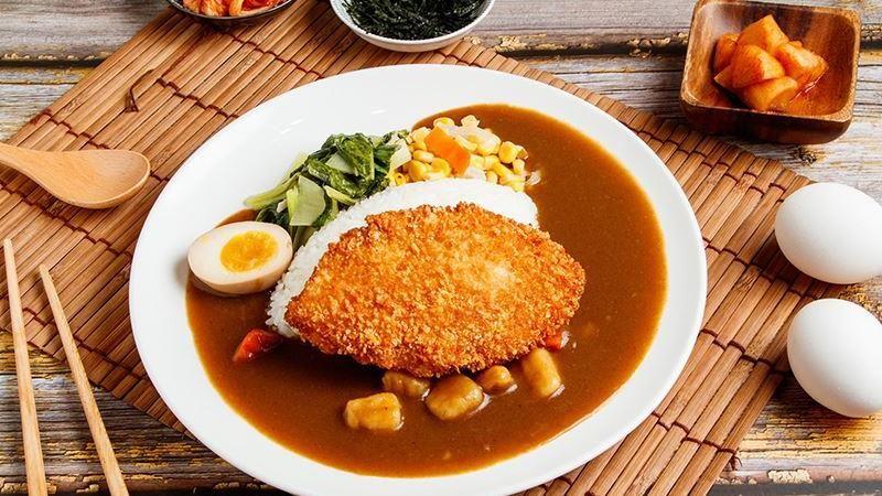 隱身台中美食一級戰區日式咖哩屋!超高CP值平價美食