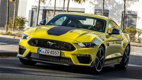 ▲Ford Mustang Mach 1(圖/翻攝自Ford官網)