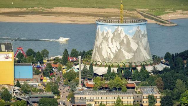 德國核四?這個核電廠樂園 主題很特別