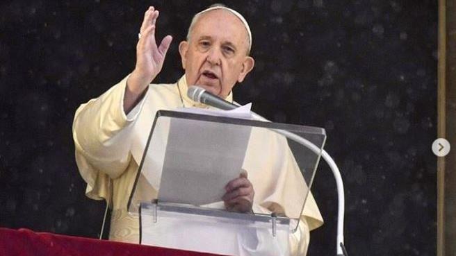 教宗有危險了?同住所男性傳出確診武漢肺炎