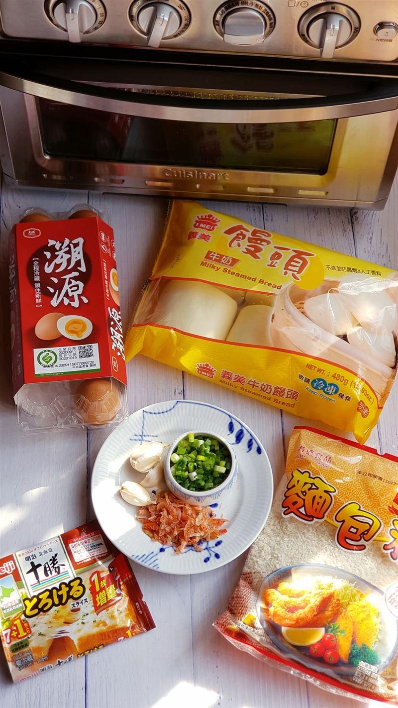全聯「白饅頭」主婦創銷魂吃法 網跪:簡直五星級早餐