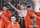鬼鬼吳映潔首張專輯簽唱會,來賓阿緯、威廉。(圖/記者林聖凱攝影)