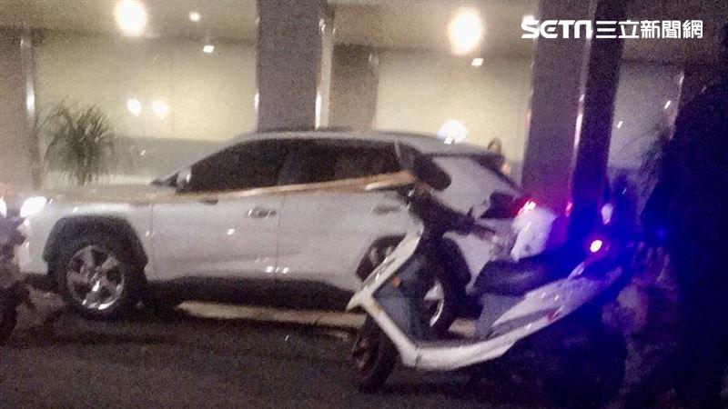 快訊/發動數小時!北市巷弄驚傳命案 中年男車內離奇亡