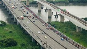 停車場,車禍,大漢橋,板橋,翻攝臉書