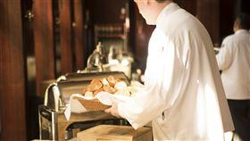 餐廳,麵包,餐飲業,服務生(示意圖/翻攝自pixabay)