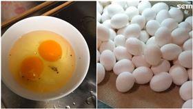 全聯,蛋,黑點,雞蛋,蛋白(圖/翻攝自臉書社團「我愛全聯-好物老實説」、資料照
