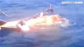 春億127號,漁船,印度洋,喋血 翻攝畫面