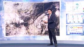 三立準氣象,氣象,下雨,天氣,東北風。
