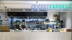 雄獅集團餐飲事業推新品牌gonnaEXPRESS、主打快速便利、好肉好菜進駐忠孝SOGO。(圖/雄獅提供)