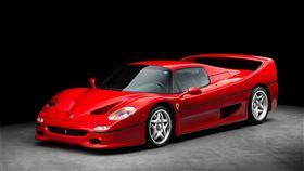 ▲翻新完成的Ferrari F50。(圖/翻攝girardo網站)
