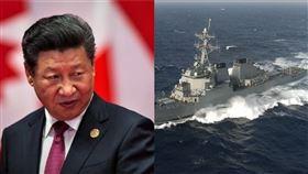 澳洲將與美國、日本和印度共同海上軍演,外界分析針對中國的可能性極高(示意圖/翻攝資料照、維基百科)